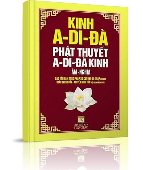 Kinh A-di-đà - NGHI THỨC KHAI KINH