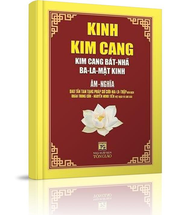 Kinh Kim Cang - PHẦN DỊCH ÂM