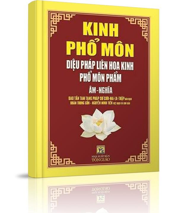 Kinh Phổ Môn - NGHI THỨC KHAI KINH