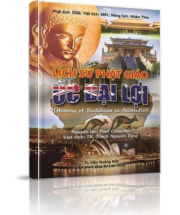 Lịch sử Phật giáo Úc Đại Lợi - Lịch Sử Phật Giáo Úc Đại Lợi