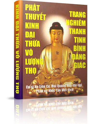 Phật Thuyết Kinh Đại Thừa Vô Lượng Thọ Trang Nghiêm Thanh Tịnh Bình Đẳng Giác - Duyên khởi