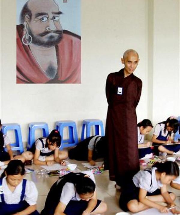 Tu học Phật pháp - Thư Gửi Các Tăng Sinh Thừa Thiên Huế
