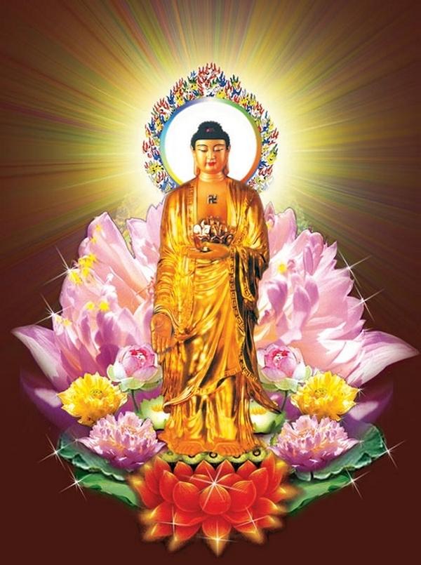 Mục đích của đạo Phật - Lược sử Đức Phật A-di-đà và 48 đại nguyện