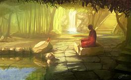 Mục đích của đạo Phật - Ánh sáng của con có thể tắt