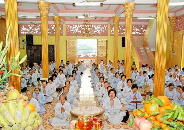 Tu học Phật pháp - Bát quan trai giới