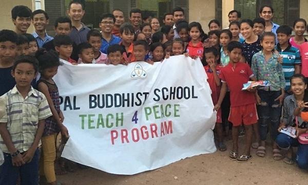 Sử Dụng Thất Giác Chi (Thất Bồ Đề Phần) Trong Công Phu Môn Niệm Phật - Món quà của tri thức của một ngôi trường Phật giáo
