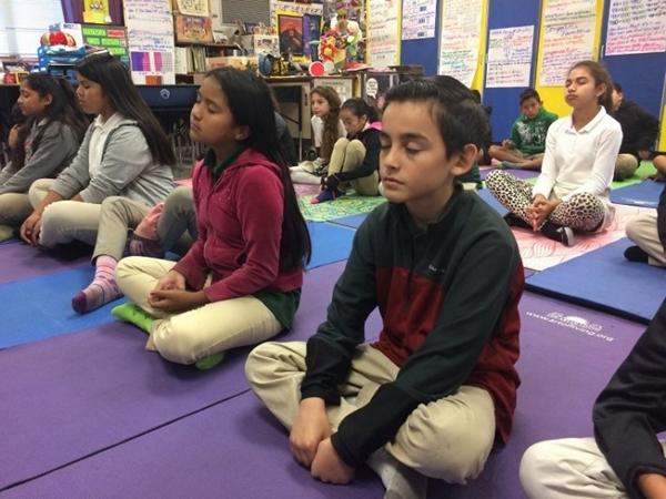 Sử Dụng Thất Giác Chi (Thất Bồ Đề Phần) Trong Công Phu Môn Niệm Phật - Trường học Mỹ dạy thiền cho học sinh