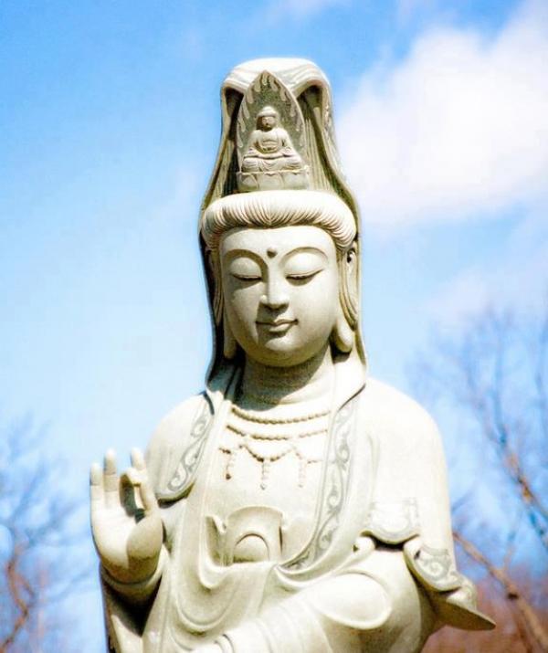 Tu học Phật pháp - Lực gia trì của Bồ Tát Quán  Thế Âm