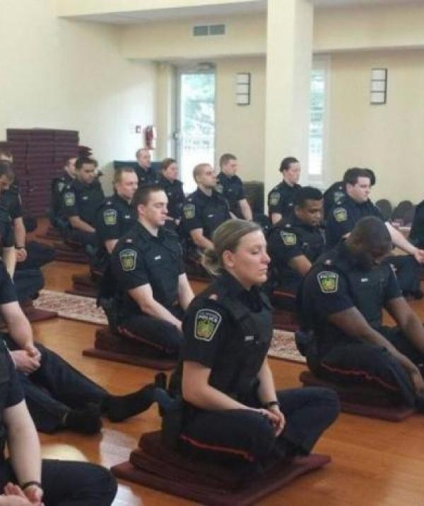 Bài viết, tiểu luận, truyện ngắn - Thiền tập cho cảnh sát