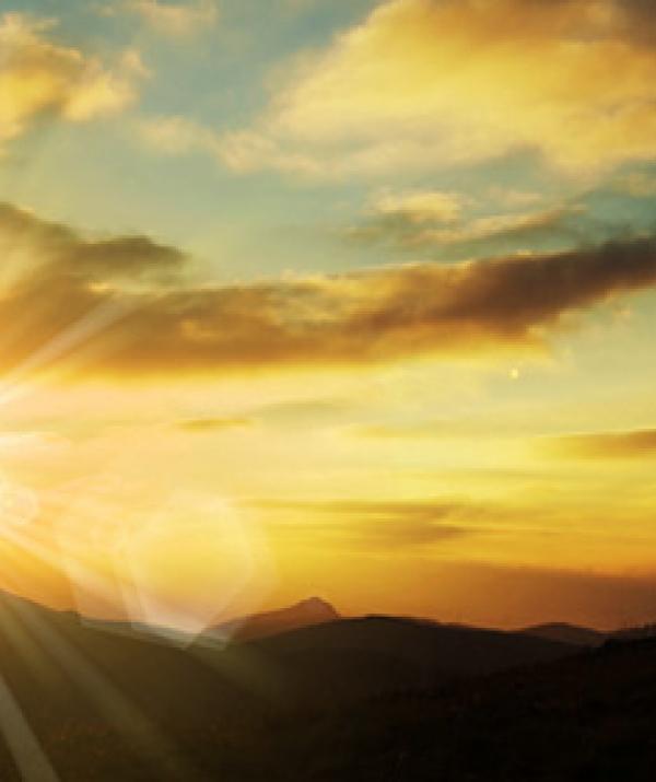 Mục đích của đạo Phật - Những bình minh hạnh phúc (thơ)