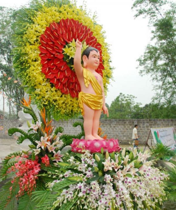 Bài viết, tiểu luận, truyện ngắn - Vui thay Phật ra đời