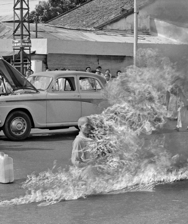 Mục đích của đạo Phật - Mùa lửa từ bi