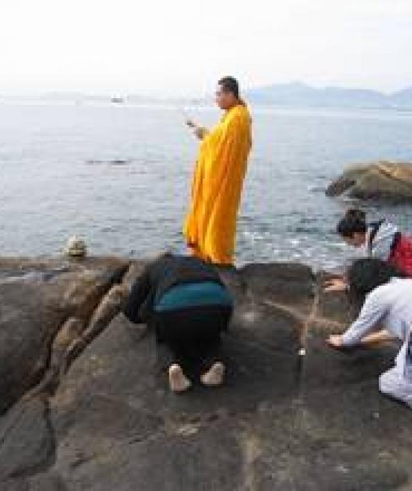 Văn học Phật giáo - Chỉ là một nắm tro