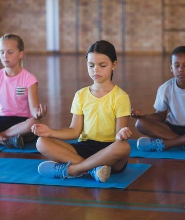 Tu học Phật pháp - Thiền tập với trẻ em