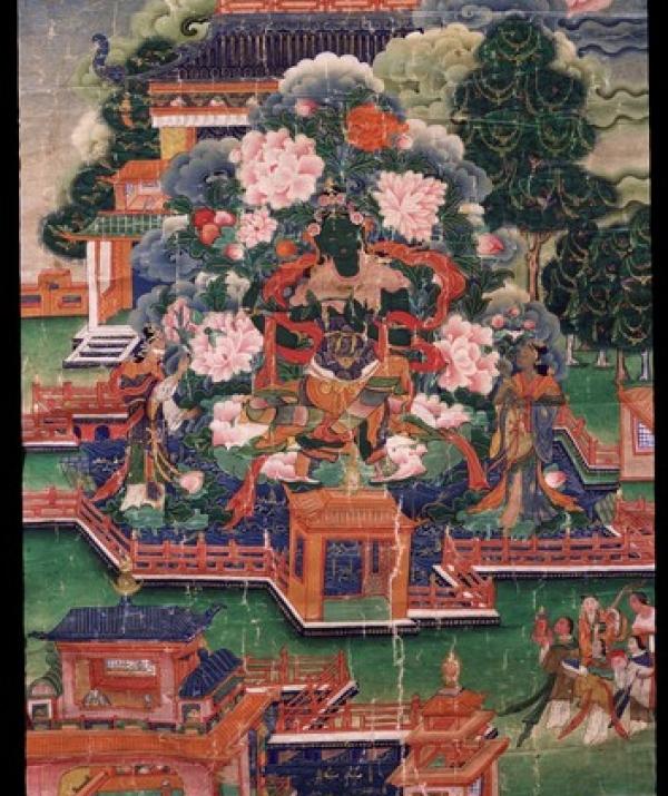 Tu học Phật pháp - Mật tông Tây Tạng và truyền thống tái sinh