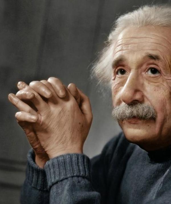 Tu học Phật pháp - Khi Einstein Chia Buồn