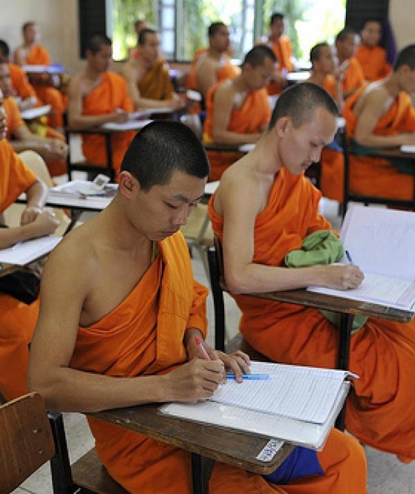 Bài viết, tiểu luận, truyện ngắn - Mục tiêu của giáo dục trong Phật giáo