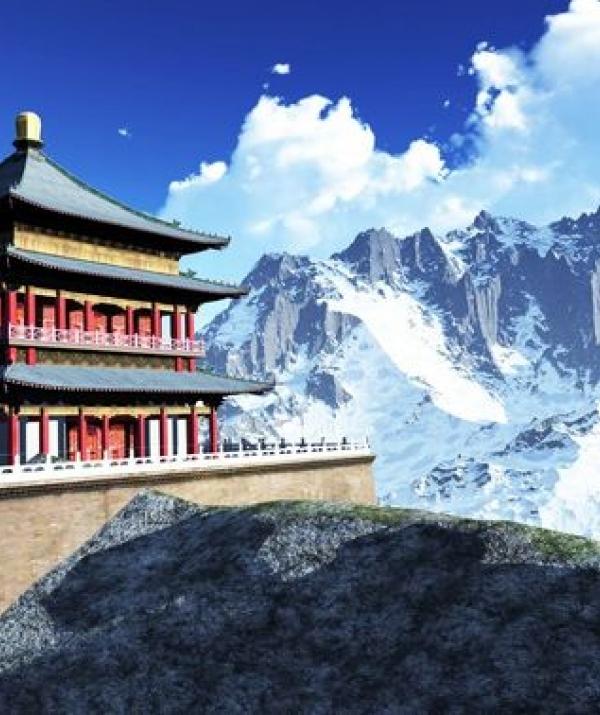 Tu học Phật pháp - Bhutan - Cánh cửa hạnh phúc