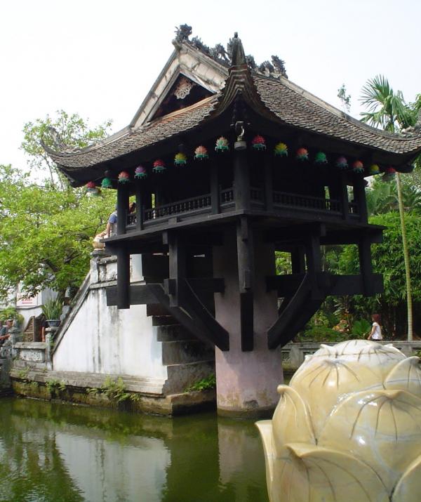 Tu học Phật pháp - Mái chùa che chở hồn dân tộc