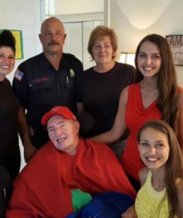 Tu học Phật pháp - Cô gái trẻ và hai người lính cứu hỏa