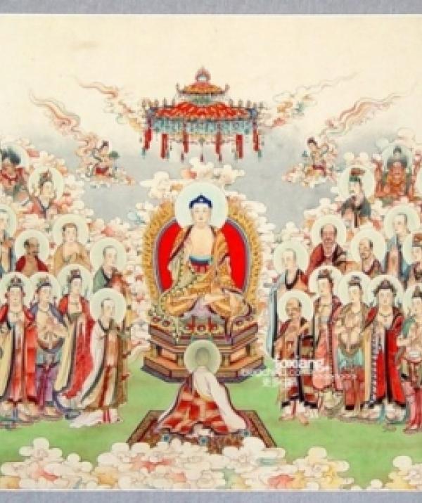 Tu học Phật pháp - Pháp Hội Thánh Chúng