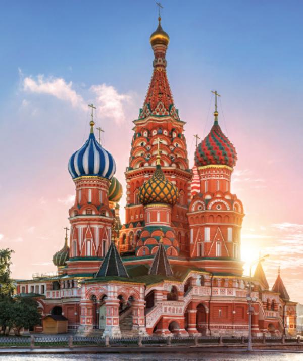 Tu học Phật pháp - Nước Nga bây giờ