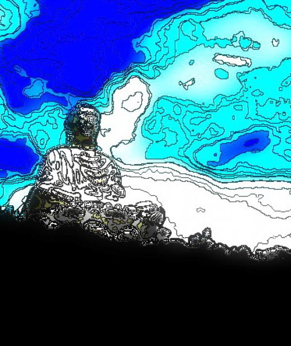 Tu học Phật pháp - Cao xanh bỡn cợt