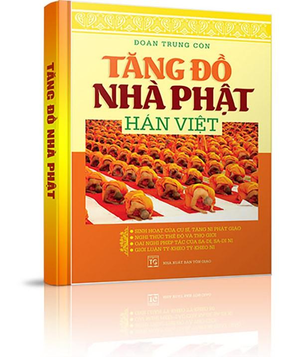 Tăng đồ nhà Phật (Hán Việt) - LỜI NÓI ĐẦU