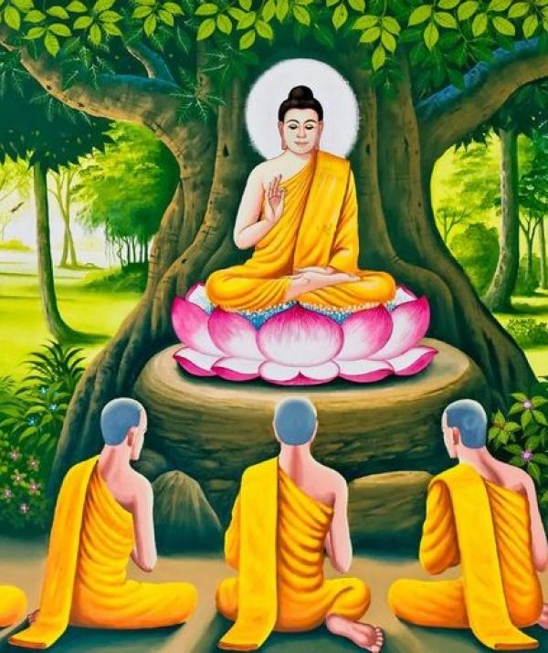 Bài viết, tiểu luận, truyện ngắn - Gia tài của Phật