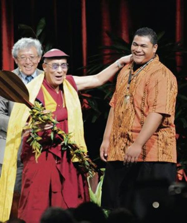 Tu học Phật pháp - Tenzin Dorjee: Phật Pháp Vào Đời