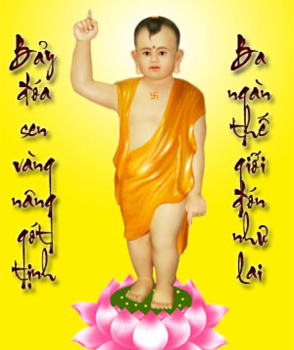 Bài viết, tiểu luận, truyện ngắn - Phật Đản lại về - nhớ chuyện xưa, nói chuyện nay