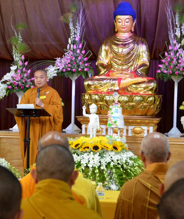 Bài viết, tiểu luận, truyện ngắn - Viện Phật Học Bồ-đề Phật Quốc tổ chức Pháp hội Thanh Tịnh Tam Nghiệp