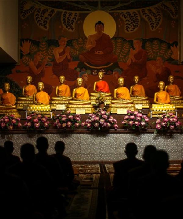 Tu học Phật pháp - Người Xuất Gia Đứng Trước Vương Quyền