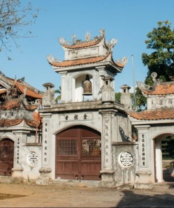 Bài viết, tiểu luận, truyện ngắn - Ngôi chùa trong lòng người dân Việt