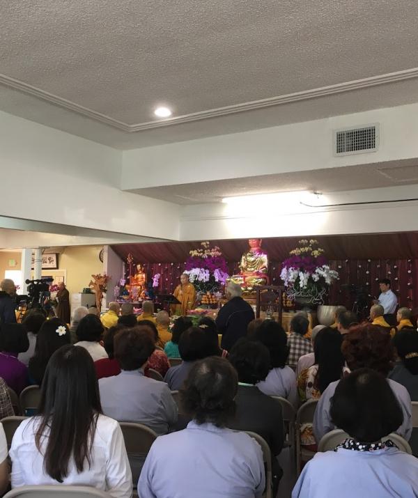 Bài viết, tiểu luận, truyện ngắn - Viện Phật học Bồ Đề Phật Quốc khai giảng lớp Cao Đẳng Phật Học