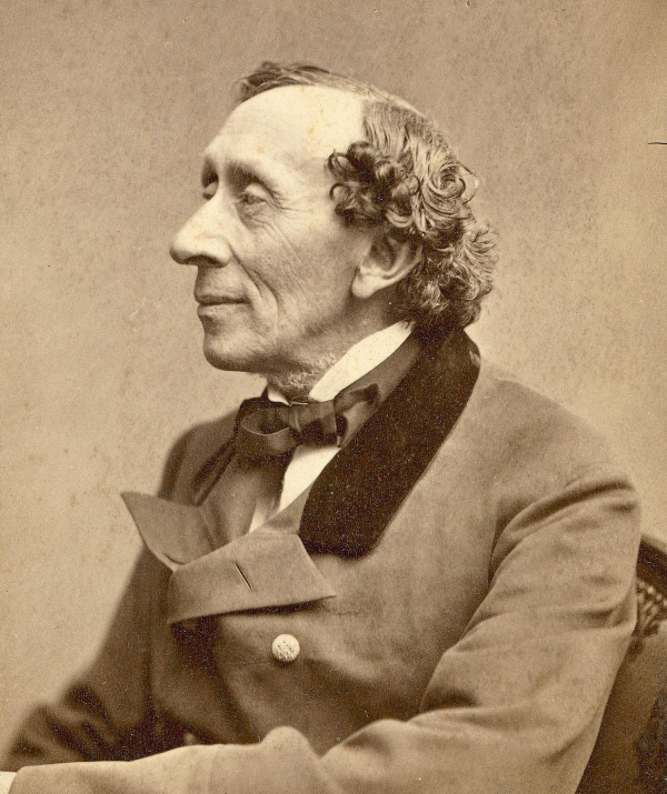Bài viết, tiểu luận, truyện ngắn - Viết Về H. C. Andersen