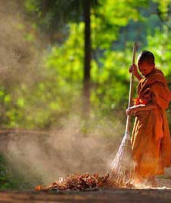 Văn học Phật giáo - Phương trời siêu tuyệt
