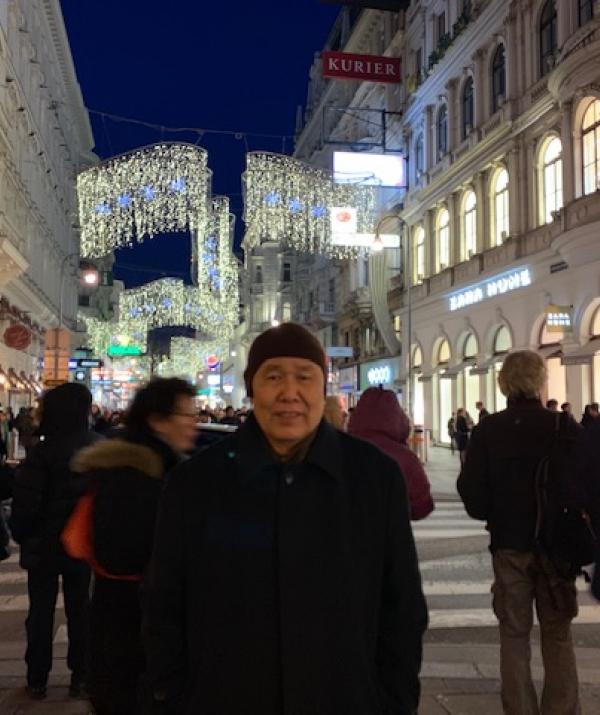 Bài viết, tiểu luận, truyện ngắn - Những ngày ở Áo