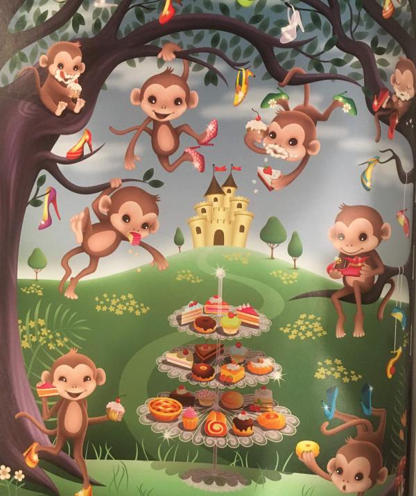 Bài viết, tiểu luận, truyện ngắn - Bầy khỉ ăn trộm