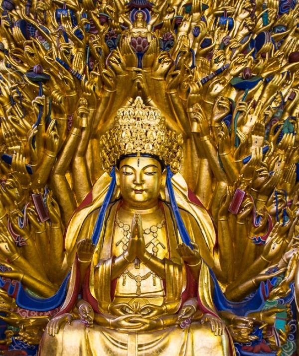 Văn học Phật giáo - AVALOKITESVARA - Bồ Tát Quán Thế Âm