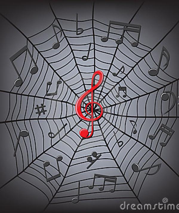 Bài viết, tiểu luận, truyện ngắn - Lão Duy Minh và con nhện