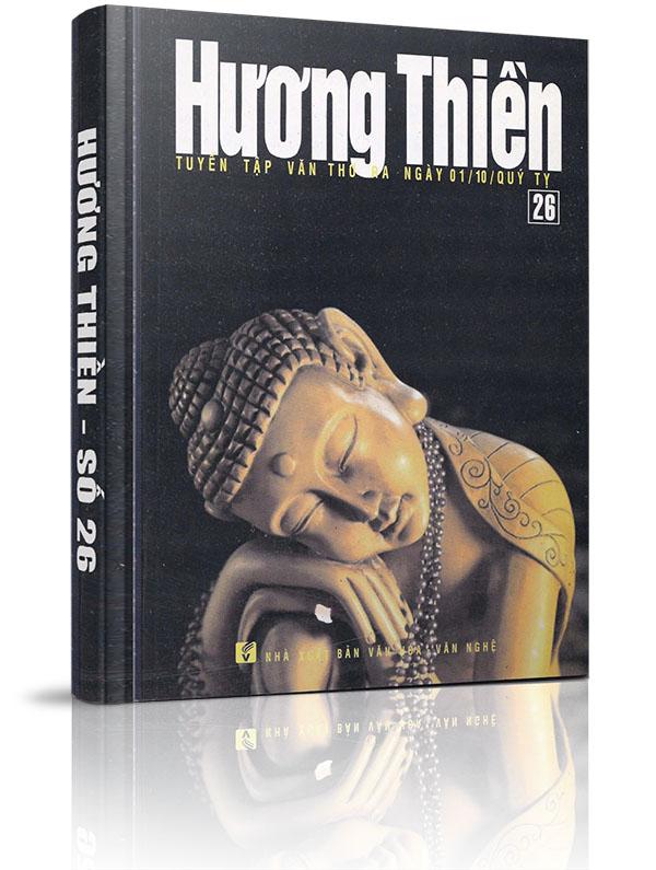Tạp chí Hương Thiền số 26 - Tạp chí Hương Thiền số 26