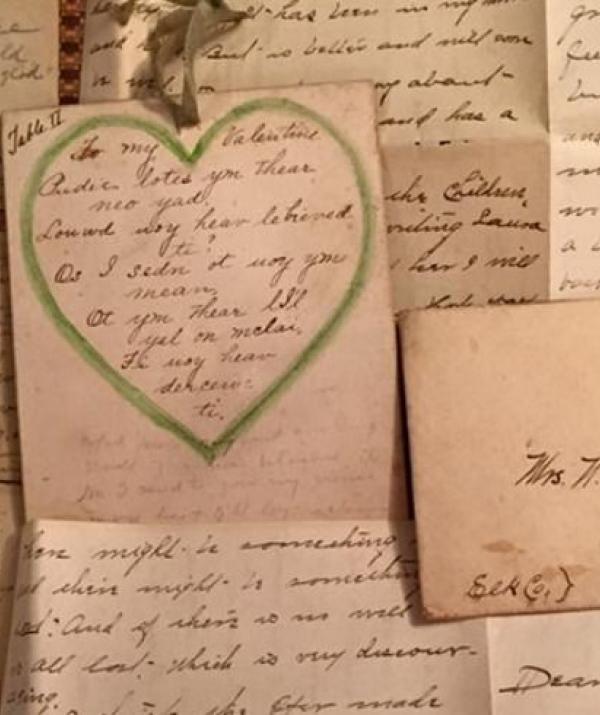 Bài viết, tiểu luận, truyện ngắn - Những lá thư tình viết mướn