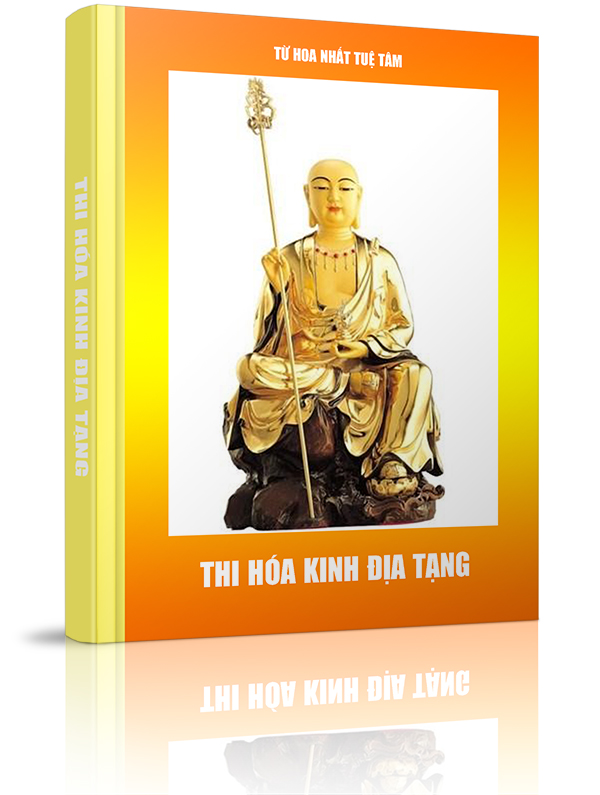 Thi hóa Kinh Địa Tạng - Quyển Thượng