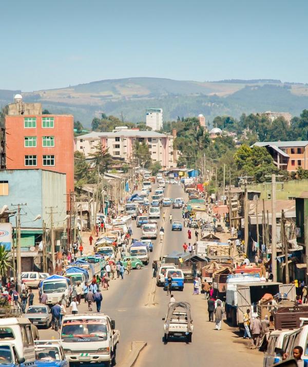 Bài viết, tiểu luận, truyện ngắn - Ethiopia và câu chuyện tình người