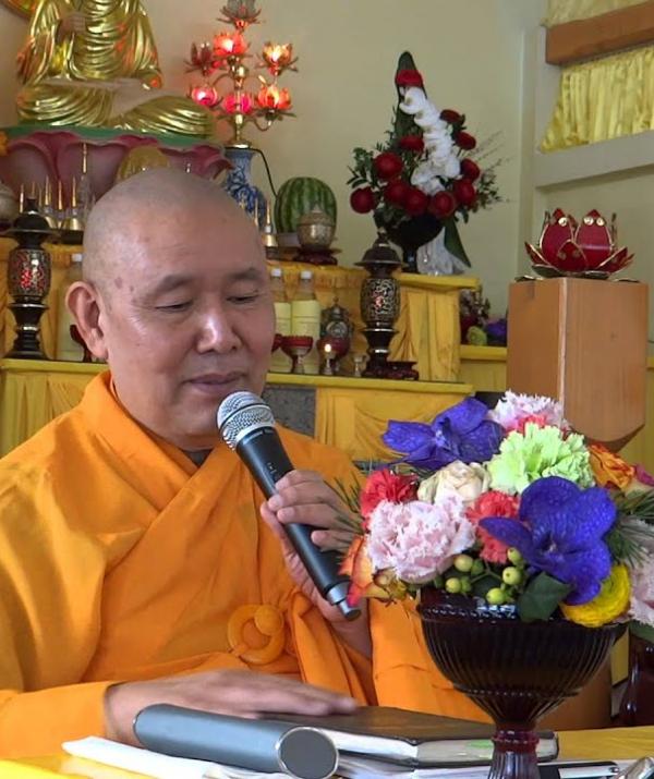 Văn học Phật giáo - Pháp thoại của Hòa thượng Thích Như Điển