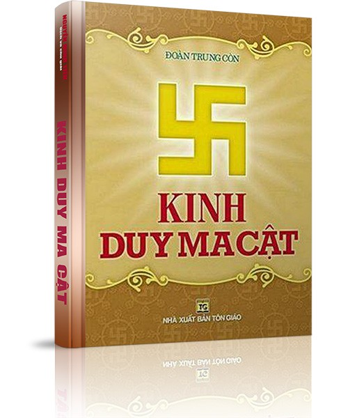 Kinh Duy-ma-cật (Việt dịch) - NGHI THỨC KHAI KINH