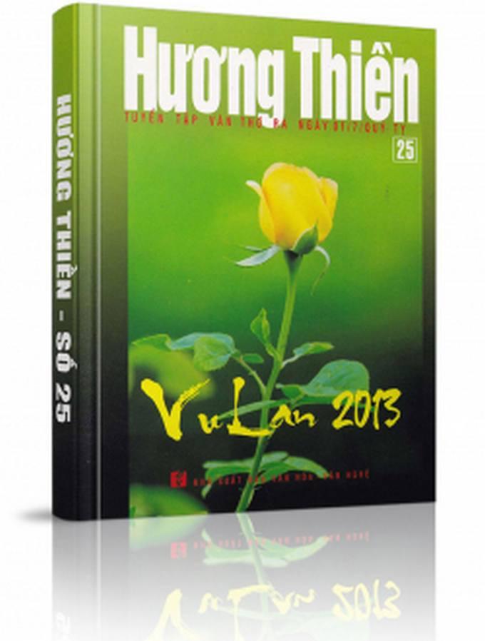 Tạp chí Hương Thiền số 25 - Nhiều tác giả