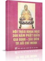 Hội Thảo Khoa Học Phật Giáo