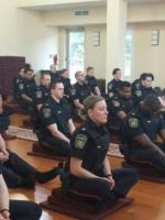 Thiền tập cho cảnh sát